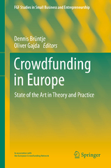 Crowdfunding in Europe 1st Edition 9783319180175 3319180177