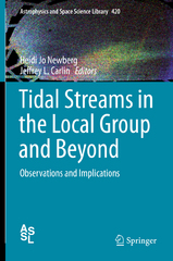 Tidal Streams in the Local Group and Beyond 1st Edition 9783319193366 3319193368