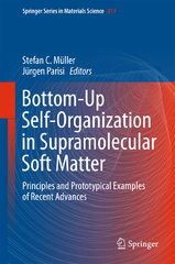 Bottom-Up Self-Organization in Supramolecular Soft Matter 1st Edition 9783319194103 3319194100