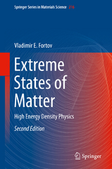 Extreme States of Matter 2nd Edition 9783319189536 3319189530