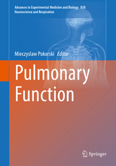 Pulmonary Function 1st Edition 9783319187907 3319187902