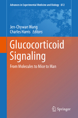 Glucocorticoid Signaling 1st Edition 9781493928958 1493928953