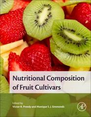 Nutritional Composition of Fruit Cultivars 1st Edition 9780124080645 0124080642