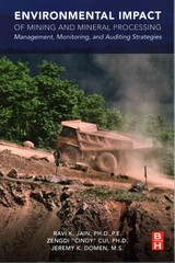 Environmental Impact of Mining and Mineral Processing 1st Edition 9780128040928 0128040920