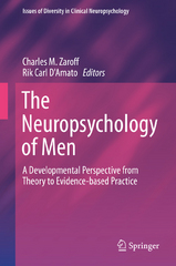 The Neuropsychology of Men 1st Edition 9781489976154 1489976159