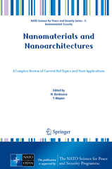 Nanomaterials and Nanoarchitectures 1st Edition 9789401799218 9401799210