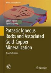 Potassic Igneous Rocks and Associated Gold-Copper Mineralization 4th Edition 9783319230511 3319230514
