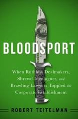 Bloodsport 1st Edition 9781610394130 1610394135