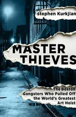 Master Thieves 1st Edition 9781610396325 1610396324