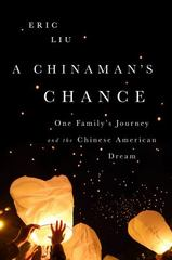 A Chinaman's Chance 1st Edition 9781610396301 1610396308
