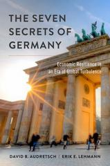 The Seven Secrets of Germany 1st Edition 9780190258702 0190258705