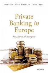 Private Banking in Europe 1st Edition 9780198735755 0198735758