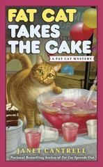 Fat Cat Takes the Cake 3rd Edition 9780425267448 042526744X