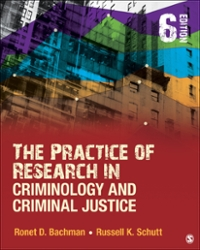 The practice of research in criminology and criminal justice 6th the practice of research in cri 6th fandeluxe Image collections