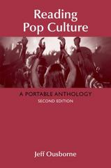 Reading Pop Culture 2nd Edition 9781319006624 1319006620