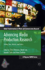 Advancing Media Production Research 1st Edition 9781137541932 1137541938