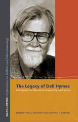 The Legacy of Dell Hymes 1st Edition 9780253019417 0253019419