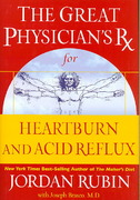 The Great Physician's Rx for Heartburn and Acid Reflux 1st edition 9780785219347 078521934X