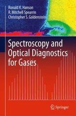 Spectroscopy and Optical Diagnostics for Gases 1st Edition 9783319232515 3319232517