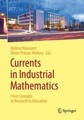 Currents in Industrial Mathematics 1st Edition 9783662482582 3662482584