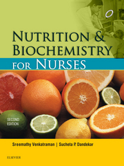 Nutrition and Biochemistry for Nurses 2nd Edition 9788131240205 8131240207