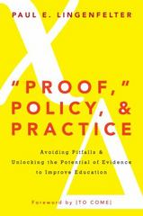 Proof, Policy, and Practice 1st Edition 9781579227517 1579227511