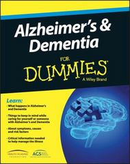 Alzheimer's and Dementia For Dummies 1st Edition 9781119187738 1119187737