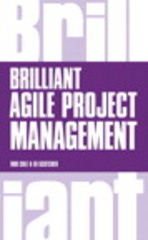 Brilliant Agile Project Management 1st Edition 9781292063560 1292063564