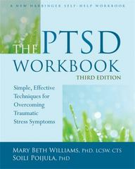 The PTSD Workbook 3rd Edition 9781626253704 1626253706