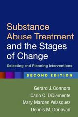 Substance Abuse Treatment and the Stages of Change 2nd Edition 9781462524983 1462524982