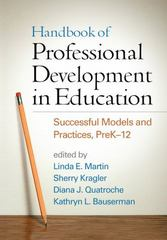 Handbook of Professional Development in Education 1st Edition 9781462524976 1462524974