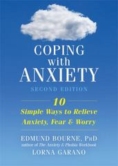 Coping with Anxiety 2nd Edition 9781626253858 1626253854