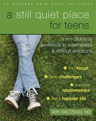 A Still Quiet Place for Teens 1st Edition 9781626253766 1626253765