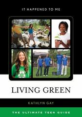Living Green 1st Edition 9781442256606 1442256605