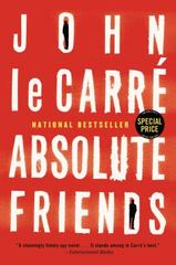 Absolute Friends 1st Edition 9780316353588 0316353582
