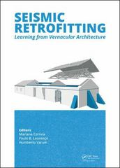 Seismic Retrofitting: Learning from Vernacular Architecture 1st Edition 9781138028920 1138028924