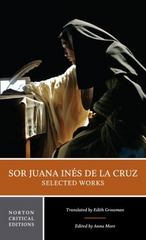 Sor Juana Ins de la Cruz:  Selected Works 1st Edition 9780393920161 039392016X