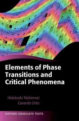 Elements of Phase Transitions and Critical Phenomena 1st Edition 9780198754084 0198754086