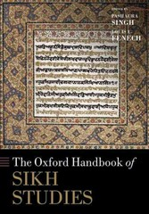 The Oxford Handbook of Sikh Studies 1st Edition 9780198745082 0198745087