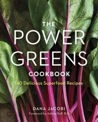 The Power Greens Cookbook 1st Edition 9780553394849 0553394843