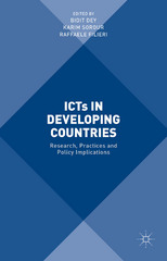ICTs in Developing Countries 1st Edition 9781137469496 1137469498
