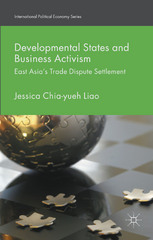 Developmental States and Business Activism 1st Edition 9781137489555 1137489553