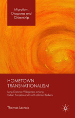 Hometown Transnationalism 1st Edition 9781137567208 1137567201