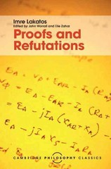 Proofs and Refutations 1st Edition 9781107113466 1107113466
