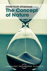 The Concept of Nature 1st Edition 9781107534315 1107534313