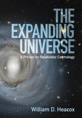 The Expanding Universe 1st Edition 9781107117525 1107117526