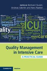 Quality Management in Intensive Care 1st Edition 9781107503861 1107503868