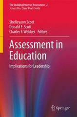 Assessment in Education 1st Edition 9783319233987 331923398X