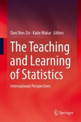 The Teaching and Learning of Statistics 1st Edition 9783319234700 3319234706