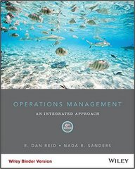 Operations Management, Binder Ready Version 6th Edition 9781118952610 1118952618